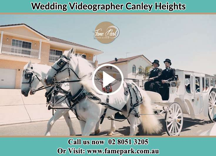 The wedding carriage Canley Heights NSW 2166