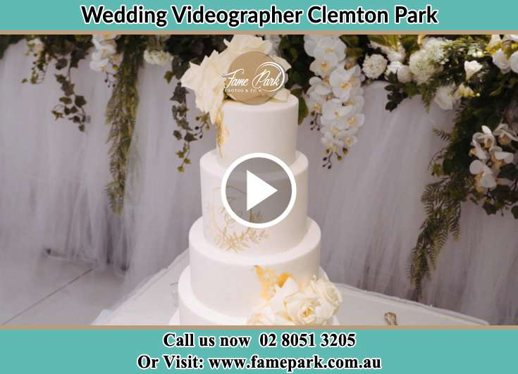 The wedding cake Clemton Park NSW 2206