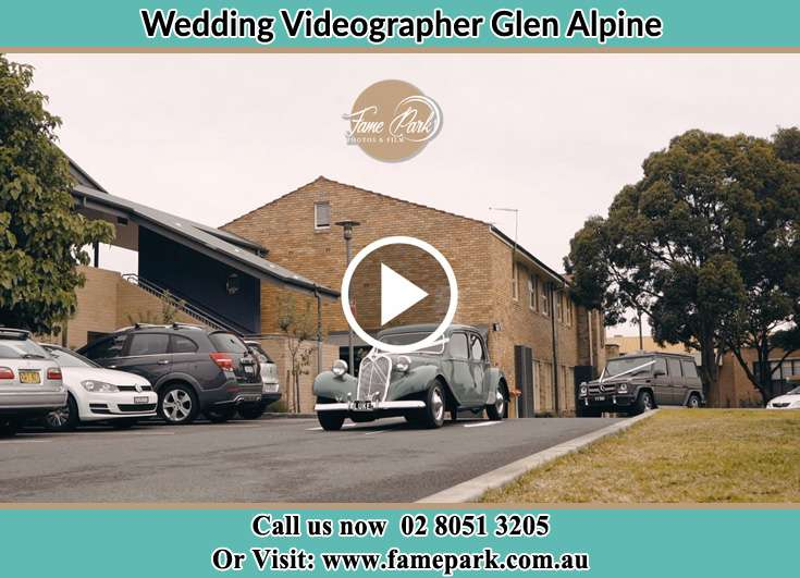 The bridal car Glen Alpine NSW 2560