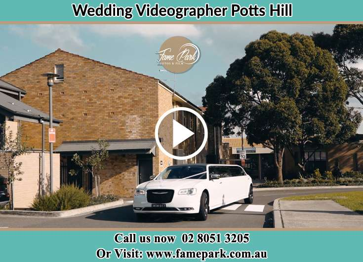 The bridal car Potts Hill NSW 2143