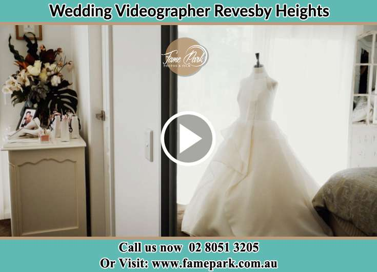 The bridal gown Revesby Heights NSW 2212