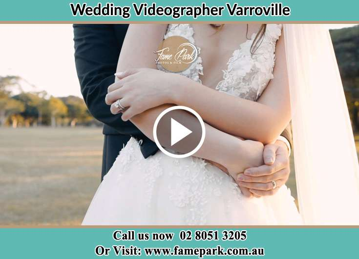The groom embrace his bride Varroville NSW 2566
